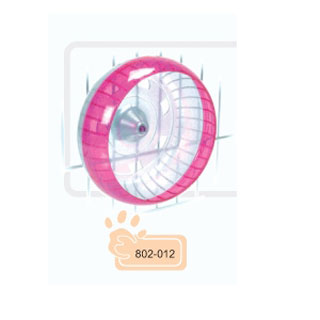Plastic Hamster Playing Wheel