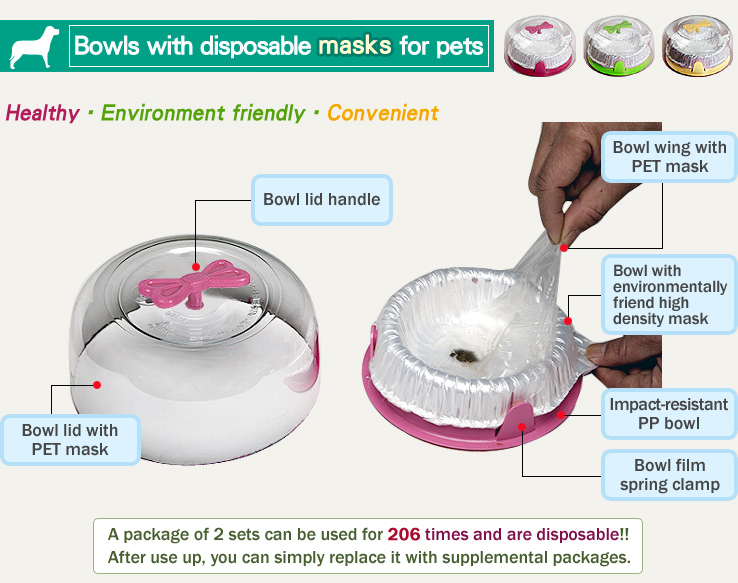 Pet-disposable bowl