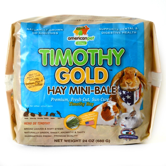 Timothy Gold (Timothy Hay)
